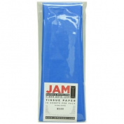 Aqua Blue Colour Tissue Paper - 10 sheets per pack