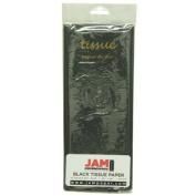 Black Colour Tissue Paper - 10 sheets per pack