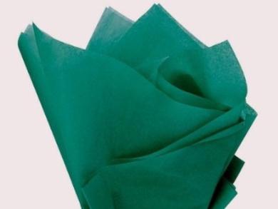 TEAL Green Bulk Tissue Paper 38cm x 50cm - 100 Sheets
