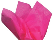 Hot Pink Tissue Paper 38cm X 50cm - 100 Sheets