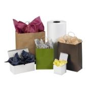50cm x 80cm Black Gift Grade Tissue Paper, 480 PER CASE