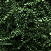 Crinkle Paper, 10 lb. Forest Green - [PRICE is per CASE]