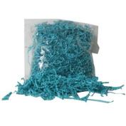 Sea Blue Shred Tissue (krinkeleen) - 20 pound carton