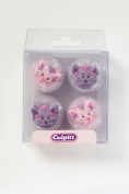 Cat Edible Cake Decorations