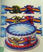 SpiderMan & Villans Variety Designer Prints