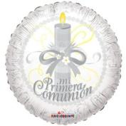 "Communion Mylar Balloons "" Mi Primera Comunion """
