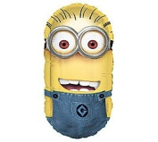 Despicable Me 2 Dave Gru Minions Large 90cm Birthday Party Mylar Foil Balloon