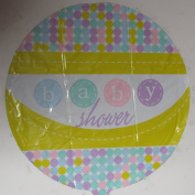 Baby Shower Balloons 'Baby Shower' 46cm Balloon