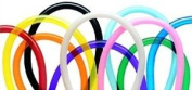 Single Source Party Supplies - 160Q Traditional Assortment Latex Balloons - Bag of 100