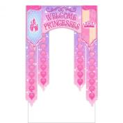Princess Door Banner