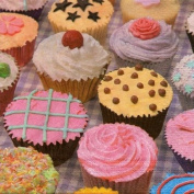 Cupcake Craze Designer Napkins
