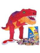 T-rex Pinata Kit