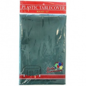 Plastic Round TableCovers 210cm - 15 Colours Select Colour