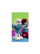 The Smurfs Party Table Cover