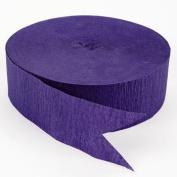 Purple Jumbo Streamers