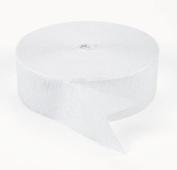 White Crepe Paper Streamers