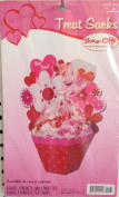 Valentine's Day Display Decoration - Valentines Day Show Off Treat Display - 8 count