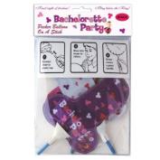 Bachelorette Foil Balloon On a Stick