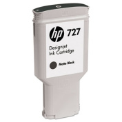 727 300-ml Matte Black Designjet Ink Cartridge