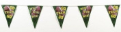 Football Pennant Banner - Party Decorations & Wall Decorations