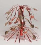 Autumn Leaves 22cm Mini-Cascade Centrepiece