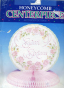 Amscan Sweet Sixteen Honeycomb Centrepiece