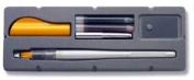 Pilot Parallel Beginner Calligraphy 2.4mm Nib (Orange Cap) Fountain Pen - P90051