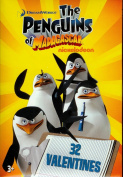 The Penguins of Madagascar Valentine Cards for Kids