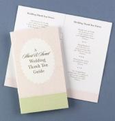 Wedding Thank You Guide - 374691