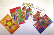 Assorted Children's Birthday Greeting Cards 30 Pack