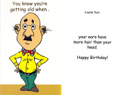 Assorted Funny Birthday Greeting Cards 30 Pack
