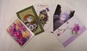 Assorted Sympathy Greeting Cards 30 Pack