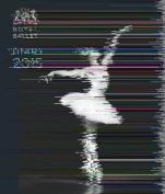 The Royal Ballet Pocket Diary 2015