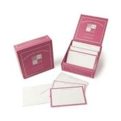 Luxury Box Stationery Notes Set, Hamptons
