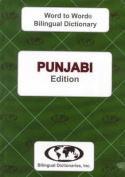 English-Punjabi & Punjabi-English Word-to-Word Dictionary