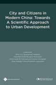 City and Citizens in Modern China