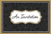 invitations elegance 50 count