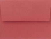 Masterpiece Bright Red A2 Envelope - 4.375 x 5.75 - 25 Envelopes
