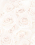 Masterpiece Blush Roses Letterhead - 8.5 x 11 - 100 Sheets