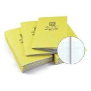 Water-Resistant Stapled Notebook, 4 5/8