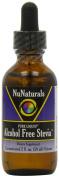 NuNaturals Nustevia Alcohol Free Stevia Glass Bottle Liquid, 60ml