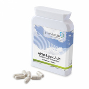 Alpha Lipoic Acid - The Universal Antioxidant - 60 Capsules x 300mg