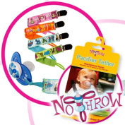 Petite Creations No Throw Pacifier Holder