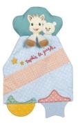 Vulli Sophie the giraffe chewable baby comforter comfort blanket