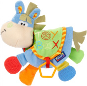 Playgro Clip Clop Teether Book