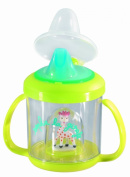 Sophie La Girafe Non Spill Cup Set