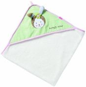 Fehn Beauty Sleep Hare Hooded Bath Towel