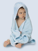 Bradford Estate Hooded Baby Towel by Bearington Baby.