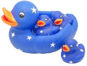 Baby Bath Ducks - Family of Ducks, Blue