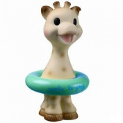 Sophie The Giraffe Bath Water Toy in Blue Squirter toy Vulli